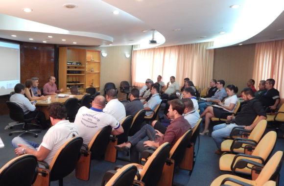 Foto reunião 25.01.18