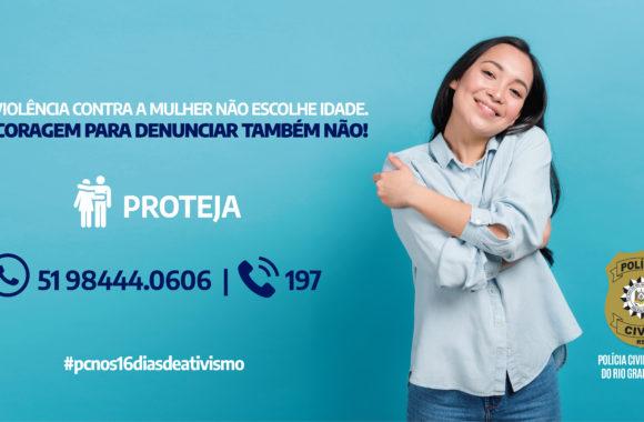 CAMPANHA POLÍCIA CIVIL PROTEJA_PROTEJA